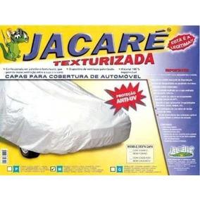 Capa Cobrir Jacaré Forrada 100% Impermeável P/ Fiat Uno