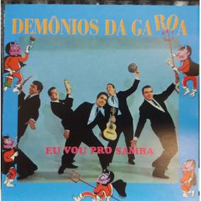 Demônios Da Garoa - Eu Vou Pro Samba - 1965/2002 (cd)