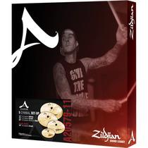 Kit De Pratos Zildjian A Custom Series A20579-11 14+16+18+20