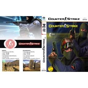 Counter Strike 1.6 Jogo Pc Via Email