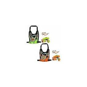 Nerf Lançador Dart Tag Strikefire 62869 - Hasbro Av