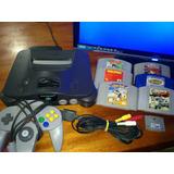 Juegos N64 Accesorios Manual Snes Consola Coleccion Memoria