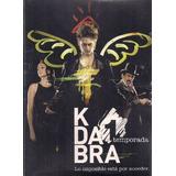 Dvd Kdabra Rbd Christopher Uckemann Rebelde