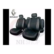 Fundas Cubre Asientos Renault Clio Kangoo Logan Auto Nh