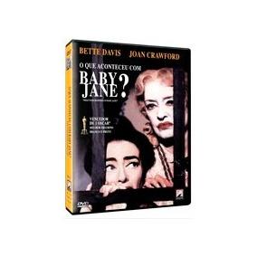 O Que Aconteceu Com Baby Jane Dvd Bette Davis Original