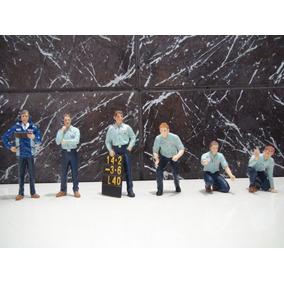 Equipe Figuras Personagens F-1 Tean Tyrell Tsm 1:18