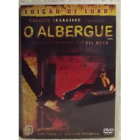 Dvd Terror: O Albergue - Edição De Luxo (2 Dvds / Duplo )