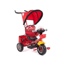Triciclo Carreola Cars Rayo Macqueen