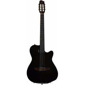 Violão Godin Nylon Acoustic Electric Multiac Black