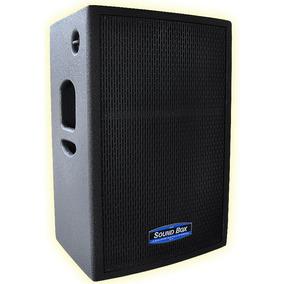Caixa Som Ativa Soundbox 12 Bi-amplificada Impact - 300w
