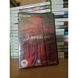 Resident Evil 4 - Nuevo Y Sellado - Pc