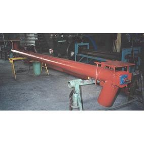Transportador Helicoidal Tipo Bazuka (gusano) Para Cemento