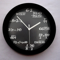 Reloj Geek Nerd Matematico Google Apple Japon Kanji