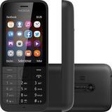 Nokia Asha 220 Dual Chip - 2mp, 2g, Radio Fm - Novo