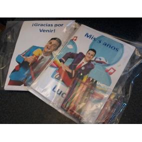 Libritos Personalizados Para Colorear Souvenirs C/crayones