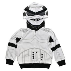 Stormtrooper Star Wars Sudadera Chamarra Disfraz Disney T-5