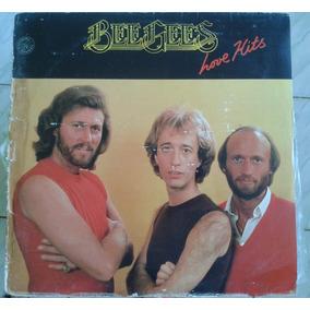 Disco De Vinil Bee Gees - Love Hits 1987 - Raro