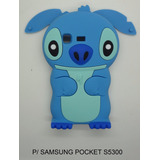 Capa Capinha Case Celular Samsung Galaxy Y S5360 Lilo Stitch
