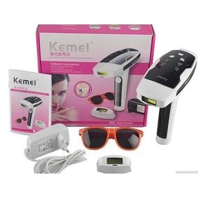 Depilador A Laser Definitivo Kemei - Profissional E Doméstic