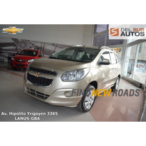 Chevrolet Spin Lt 1.8 N 0km Plan Canje Black Weekend
