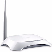 Modem Roteador Wireless Adsl2+ Tp-link Td-w8901n 150mbp 4p