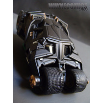 Batimovil Dark Knight Hot Wheels 1:50 Batmobile Batman
