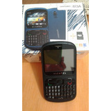 Celular Alcatel One Touch 813a - Casi Sin Uso/caja Y Manual