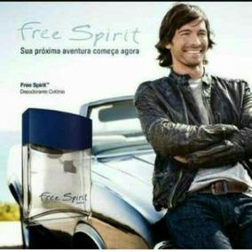 Perfume Masculino Free Spirit Mary Kay.