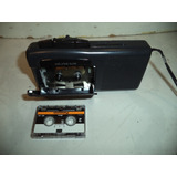 Mini Gravador Sony/gravador De Bolso/mini Cassete Antigo