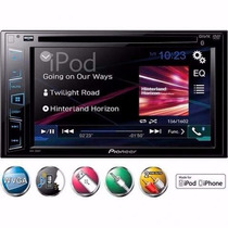 Dvd Player Pioneer Avh-298bt Bluetooth 2 Din