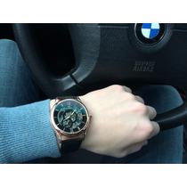 Reloj Lujo Moderno Forsining Esqueleto Mecanico Envio Gratis
