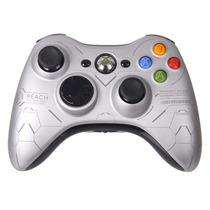 Xbox 360 - Controle Wireless - Halo Reach Novo