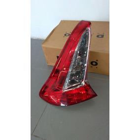 Lanterna Traseira Citroen C-4 Hatch Vtr Lado Esquerdo Depo
