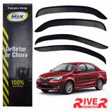 Calha Chuva Etios Hatch E Sedan 2012 2013 2014 2015 4 Portas
