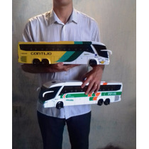 Encomenda De Miniatura De Ônibus1:32 Mdf