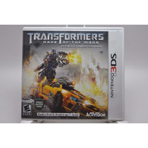 Transformers Dark Of The Moon Stealth Force Edition 3ds