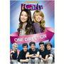 Dvd Icarly - One Direction Nickelodeon - Novo E Lacrado