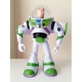 Boneco Articulado Buzz Lightyear 25cm Toy Store Frete Gratis