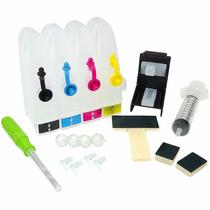 Bulk Ink Para Impressora Hp 1000 2050 3050 3516 Sem Tinta