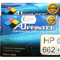 Cartucho Hp 662 Preto Menor Preço...