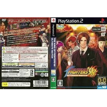 Patch Jogo Ps2 The King Of Fighters 98 Frete Grátis