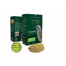 Ração Harmony Birds Trinca-ferro Natural ( Super Premium )