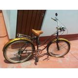 Bicicleta Retro Para Ciudad