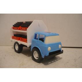 Camion Ford Refresquero - Camioncito Juguete Bootleg