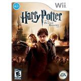 Harry Potter Y Las Reliquias De La Muerte2 Wii Blakhelmet Sp
