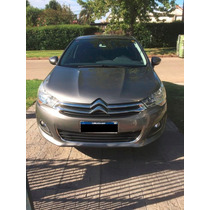 Citroën C4 Lounge Tendance 2.0 Manual En Impecable Estado