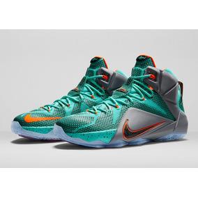 Botines Nike Lebron 12 Xii Modelo Nuevo 2016