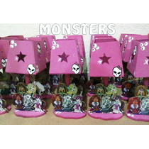 Lamparas Infantiles Monsters High Centros De Mesa Infantil