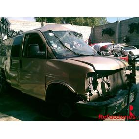 Chevrolet Express Van 2008 Piezas Para Refaccion Deshuesader