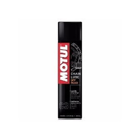 Motul C3 Chain Lube Off Road Lubrific.corrente Moto 400ml
